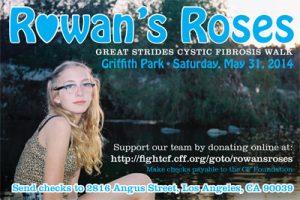Rowan's Roses